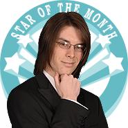 Star of the Month - Andrew Yull, Developer