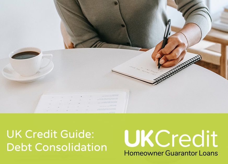 UK Credit Guide – Debt Consolidation